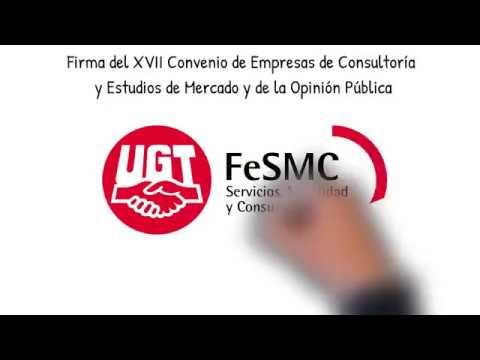 Video explicativo del nuevo XVII Convenio de Empresas de Consultoría y Estudios de Mercado y de la Opinión Pública