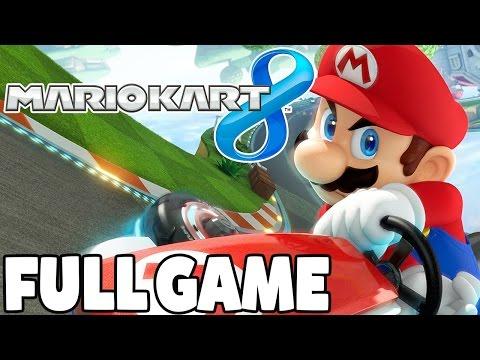 Mario Kart 8 (Wii U) - Full Game Playthrough [1080p]
