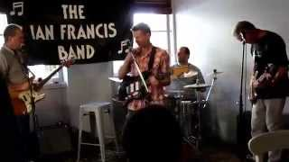 Ian Francis Band with Brendan McGuire