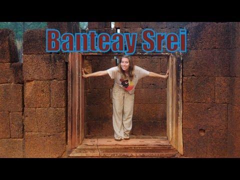 VIDEO: Banteay Srei Temple
