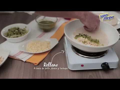 Video - Receta de Quesadillas de pollo