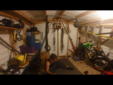 Core Workout – Shed Experiment 001