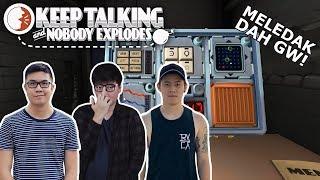 Video MELEDAK DAH GW! - Keep Talking and Nobody Explodes (w/ Sonalibaba & VicSam) [INDONESIA] MP3, 3GP, MP4, WEBM, AVI, FLV Agustus 2017