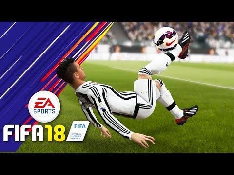 FIFA 18 ЛУЧШИЕ ГОЛЫ НЕДЕЛИ #11 | BEST GOALS OF THE WEEK (видео)