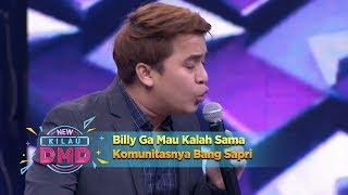 Video Billy Ga Mau Kalah Sama Komunitasnya Bang Sapri - New Kilau DMD (16/1) MP3, 3GP, MP4, WEBM, AVI, FLV Januari 2019