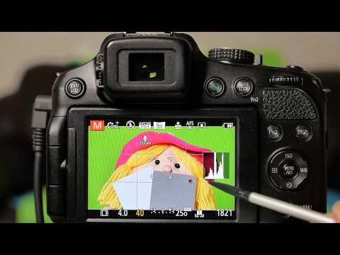 Panasonic Lumix Bridge cameras - Hints & Tips - Manual Exposure Mode