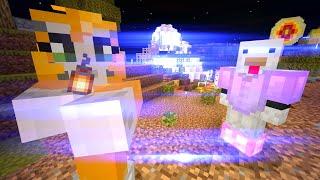 #Minecraft - #Space Den - #House Pods (#15)
