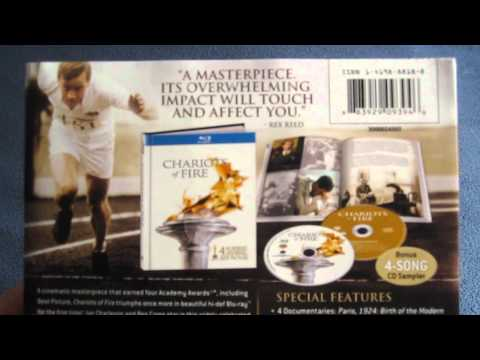 Chariots Of Fire Blu-Ray Digibook Review & Unboxing