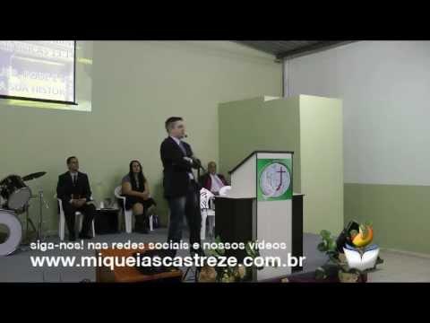 A ARCA DE DEUS NA MINHA CASA -  MIQUÉIAS CASTREZE em Avaré/SP 30/11/12