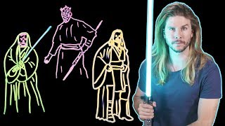 Video Why Death by Lightsaber Would Be Much Worse in Real Life! (Because Science w/ Kyle Hill) MP3, 3GP, MP4, WEBM, AVI, FLV Februari 2019