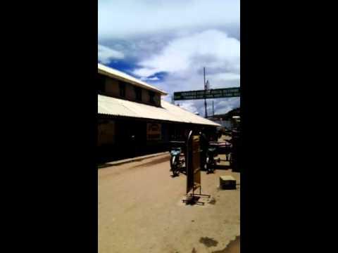 migraciones Bolivia/Perú en moto