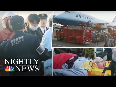 Several On Argentina-Bound Flight Left Injured After Severe Turbulence | NBC Nightly News