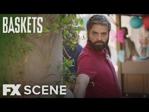 Baskets   Season 3 Ep. 5: The Frobot Scene   FX