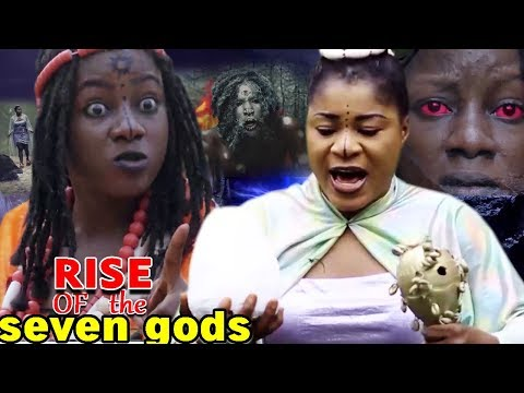 "New Movie Alert ""RISE OF THE SEVEN GODS"" Season 11&12 - (Destiny Etiko) 2019 Latest Nollywood Movie"