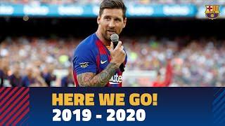 Video First team presentation for the coming 2019 - 2020 season MP3, 3GP, MP4, WEBM, AVI, FLV Agustus 2019