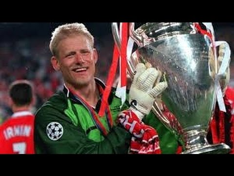 Peter Schmeichel - Best Saves (видео)