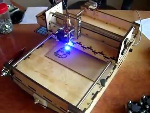 Лазер своими руками для резки фанеры