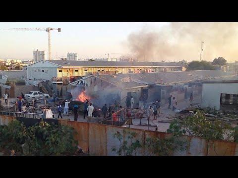 Συρία: Επιδρομές στην Ιντλίμπ