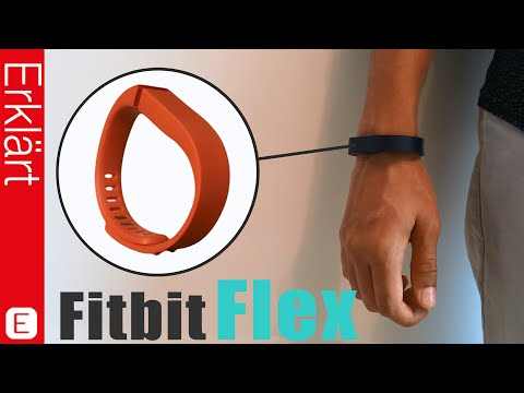 Bestes Fitness-Armband – Fitbit Flex – Test / Review & Auspacken (Deutsch)