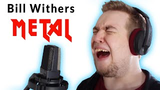 Bill Withers - Ain't No Sunshine (Metal Cover) by Otu