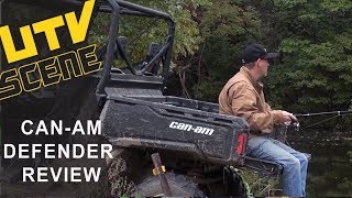 6. 2016 Can-Am Defender Ride Review