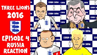 Nonton Three Lions  2016  Episode 4   Reaction To England Vs Russia 1 1 Euro 2016  Film Subtitle Indonesia Streaming Movie Download