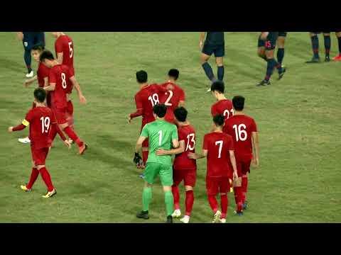 """Xem lại chiến thắng """"huỷ diệt 4 sao"""" của U23 Việt Nam trước U23 Thái Lan tại VCK U23 châu Á 2020 - Thời lượng: 1:58:16."""