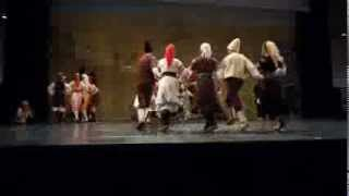 Serbian Folk Dance At Canadian National Exhibition 2013 (2)