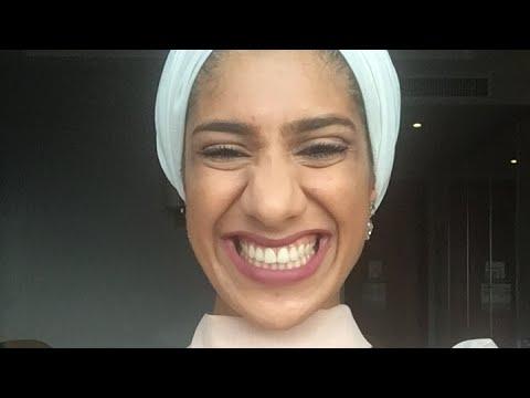 فيديو موقع يوتيوب يكرم مها جعفر ويستضيفها بورشة عمل في لندن ويمنحها جائزة