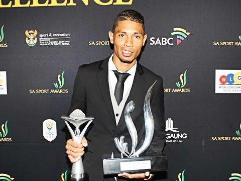 Red Carpet glamour at the SA Sports Awards