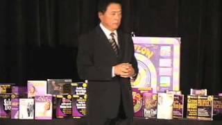 "Financial Literacy Video - ""How to Predict the Future"" featuring Robert Kiyosaki"