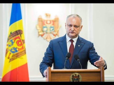 Președintele Republicii Moldova a purtat astăzi discuții cu liderii PSRM și PDM