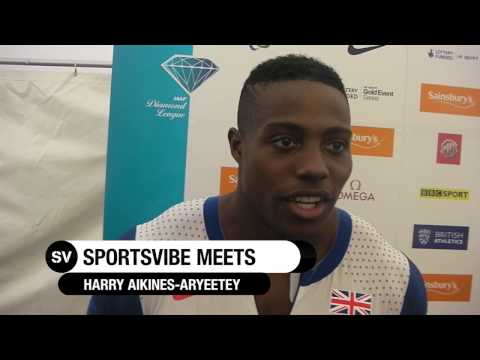 Martyn Rooney And Other GB Stars Speak After Diamond League In Birmingham