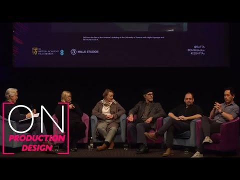 Production Design of The Shape Of Water, Darkest Hour, Blade Runner 2049 + more | BAFTA Sessions