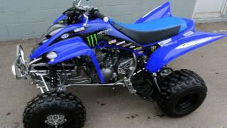 8. 2009 Yamaha Raptor 350R