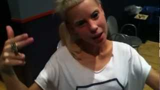 Download Lagu Backstage with Die Antwoord Mp3
