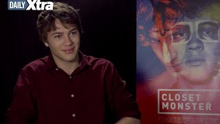 Nonton What Drew Connor Jessup To Closet Monster S Coming Out Story Film Subtitle Indonesia Streaming Movie Download