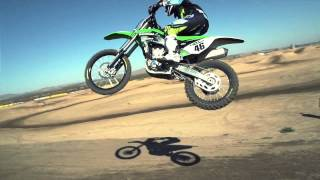 3. 2013 Kawasaki KX450F | Dirt Rider 450F MX Shootout