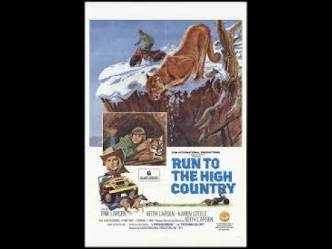 Run To The High Country (Trap On Cougar Mountain) | 1972 | Full Movie