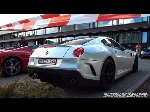 Ferrari 599 GTO
