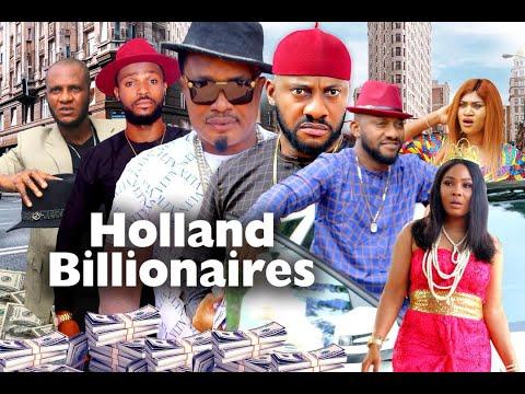 HOLLAND BILLIONAIRES SEASON 5 - (New Movie) YUL EDOCHIE 2020 Latest Nigerian Nollywood Movie Full HD