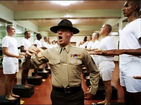Cinema: morto R. Lee Ermey, il sergente Hartman di Full Metal Jacket