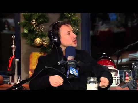 The Artie Lange Show - Kyle Dunnigan (in-studio) Part 1