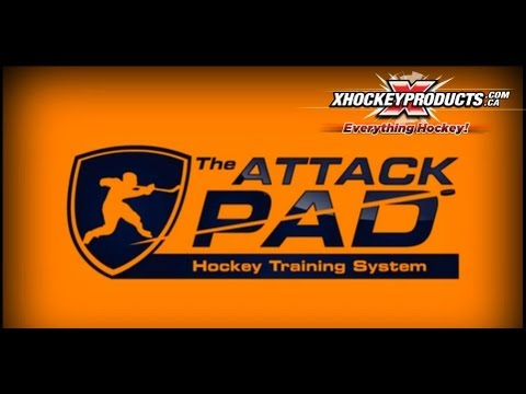 Attack Pad Hockey Stickhandling System | XHockeyProducts – Everything Hockey!