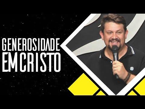 22/07/2018 - Generosidade em Cristo - Profeta Paulo Ricardo