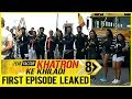 Khatron Ke Khiladi Season 8 FIRST DAY Shoot Video (LEAKED) | Pain In Spain | TellyMasala