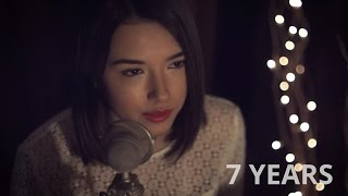 7 Years - Lukas Graham (French Version | Version Française) Cover - Chloé - YouTube