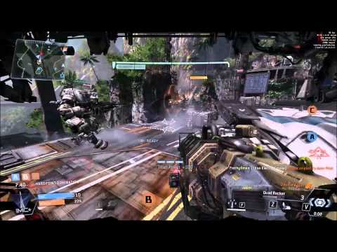 Titanfall - You Asked, You Shall Receive! - 29/0 EVA-8 Shotgun Gameplay Commentary (видео)