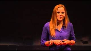 Portraying my own self: Cristina Otero at TEDxYouth