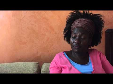 Image of the video: Interview with Jacqueline Mutere